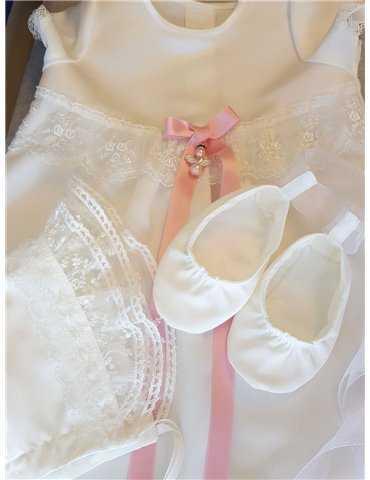 Dopklänning i svensk design