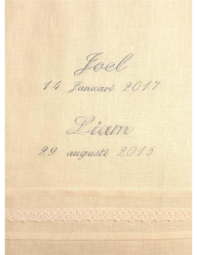 Dopkostym i Sjömansstil för pojke