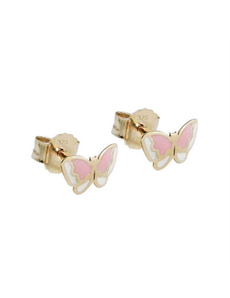 Dopklänning med dopbroderi och blå doprosett