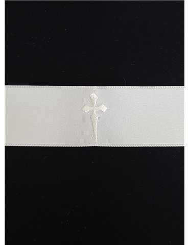 Dopklänning Grace-Philip Vit