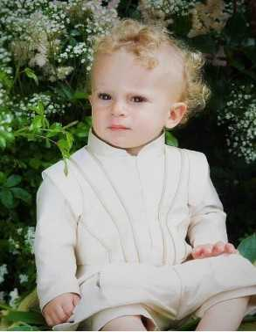 Prinskostym Grace-Edgar