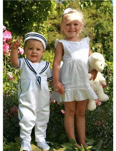 Dopklänning Grace-Sessan
