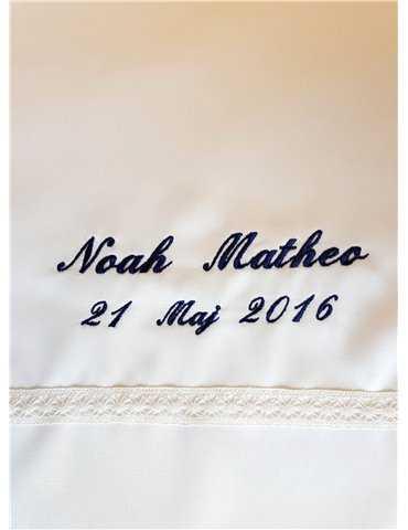 Dopklänning Grace-Wilmer