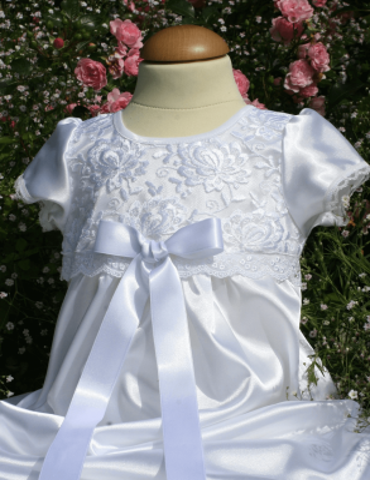 Dopklänning Grace-Vickan Lace