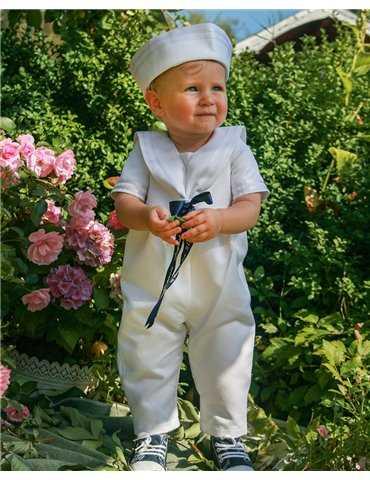 Moderna babyskor för dop