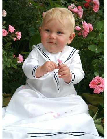 Babyskor med silvergrå stjärnor