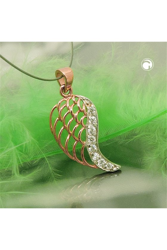 PENDANT WING OF AN ANGEL 9K GOLD