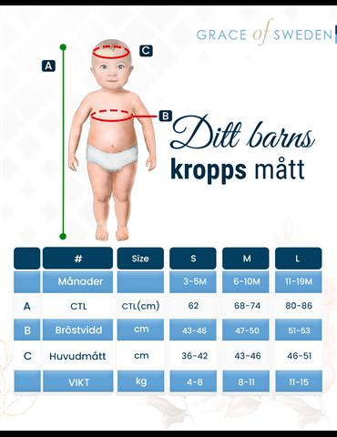 pojk-dopklänning från grace of sweden
