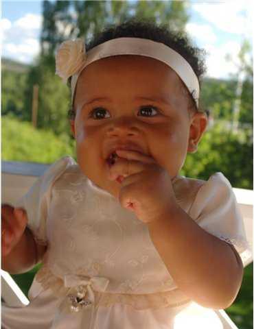 Dopklänning Grace-Jasmine