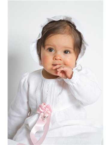 syskondop i vackra dopkläder