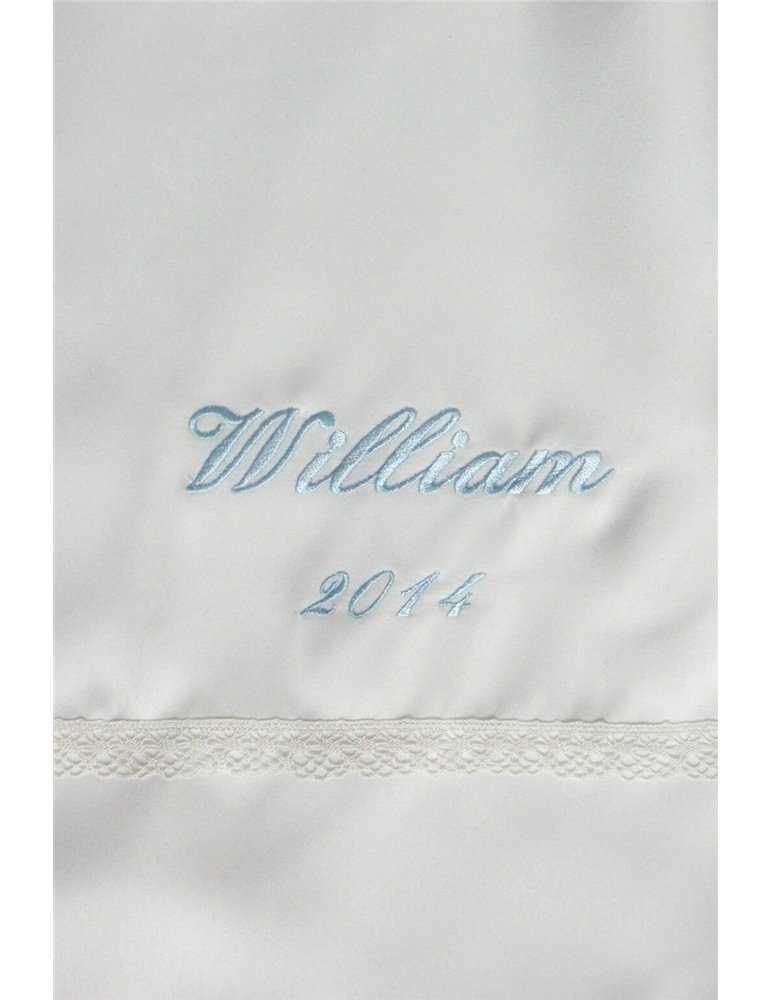 Dopklänning för pojkar
